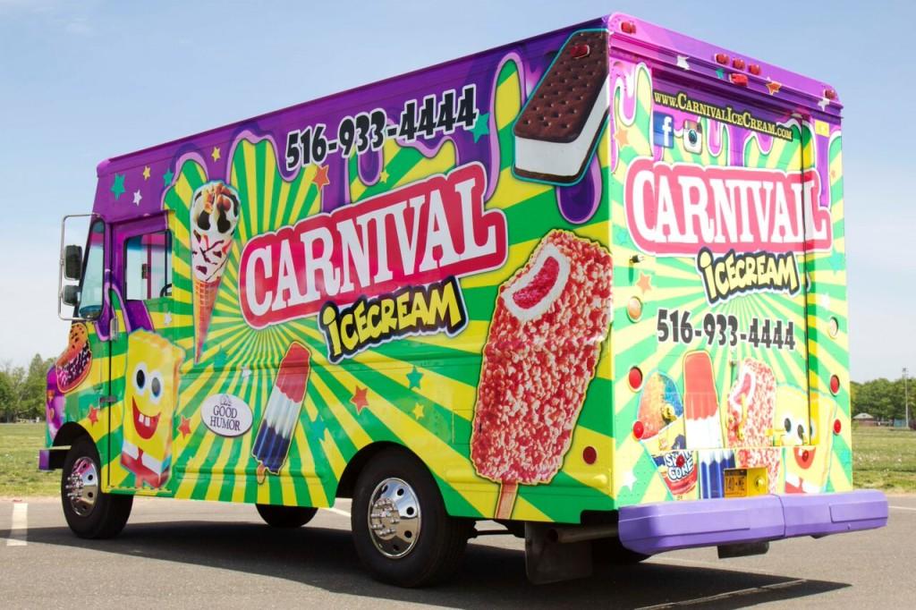 Dessert Trucks Long Island